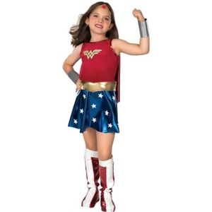 Rubie's DC Wonder Woman Size Large 10-12 Costume